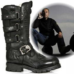 New Rock Biker Boots M 7603-C2 – Bild 8
