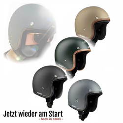 Bandit Helmets Premium Jethelm  – Bild 1