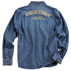 Alpha Industries Crew Chief Shirt 133606 – Bild 3