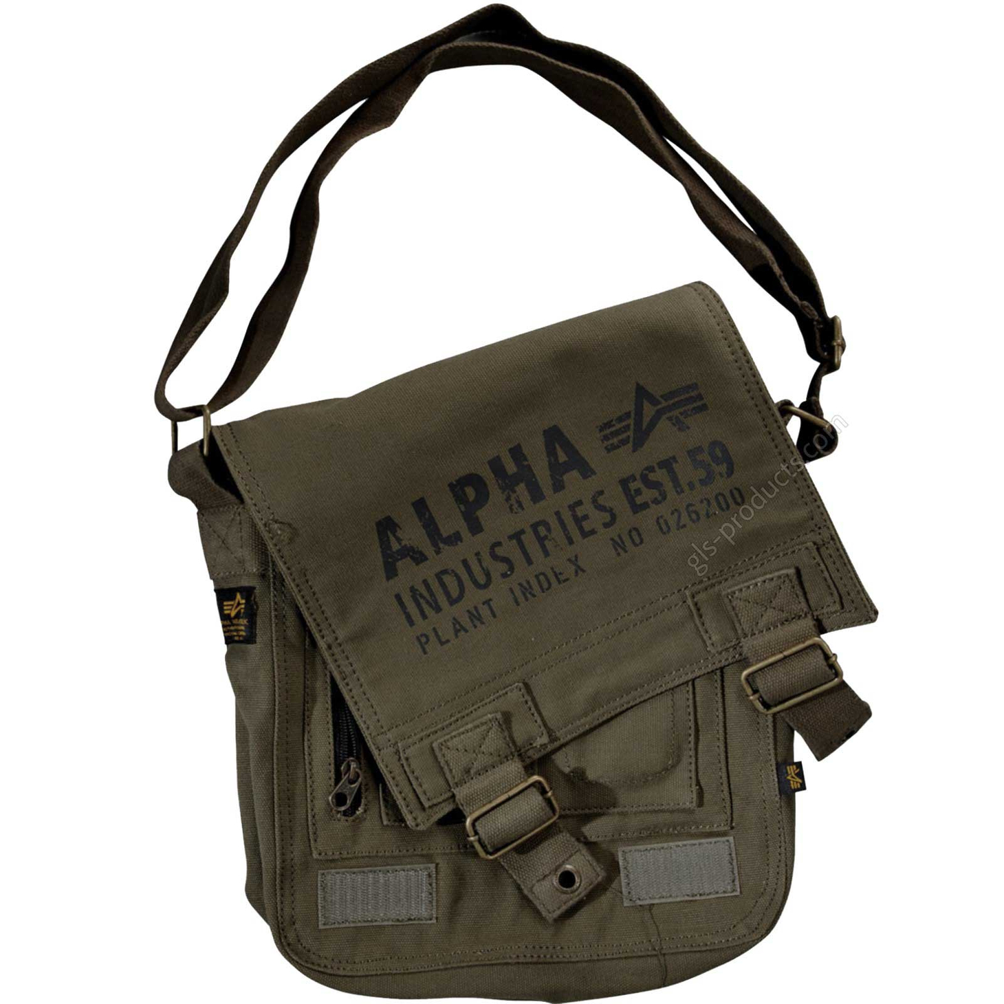 Alpha Industries Cargo Utility Bag 101912 101917 – Picture 2