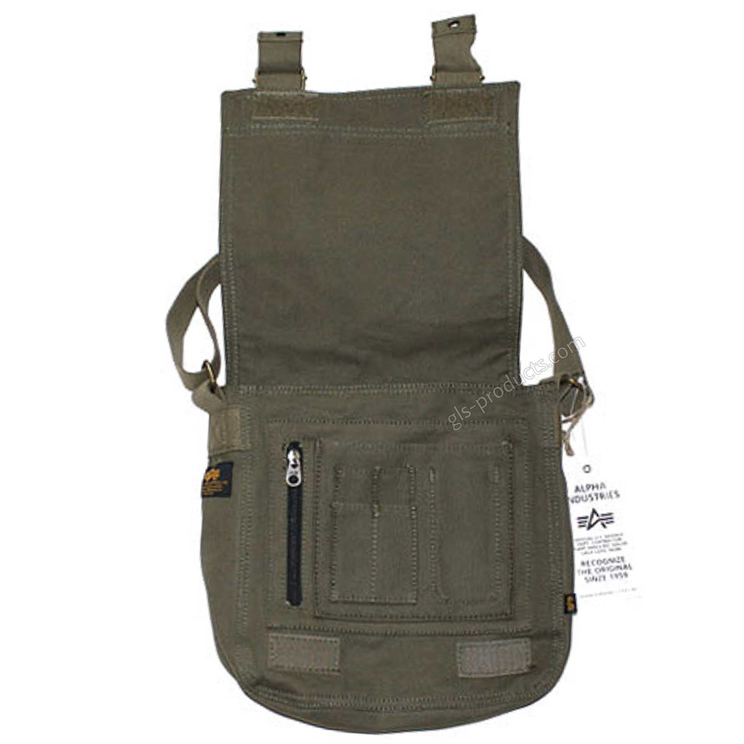 Alpha Industries Cargo Utility Bag 101912 101917 – Picture 4