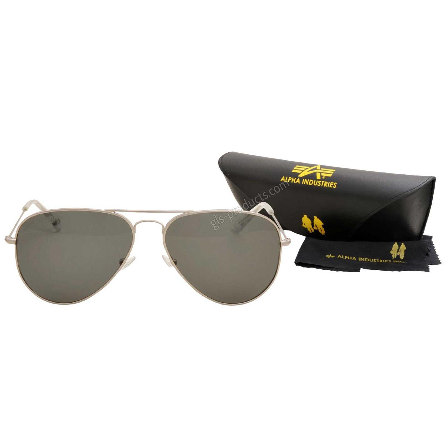 Alpha Industries Top Gun Sunglasses 158903 – Picture 4