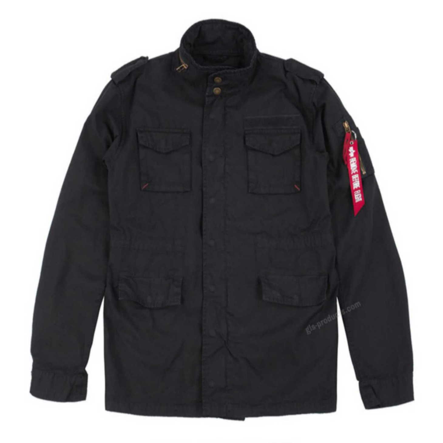 Alpha Industries Huntington Field Jacket 176116 – Picture 2