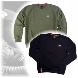 Alpha Industries Basic Sweater Small Logo 188307
