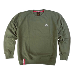 Alpha Industries Basic Sweater Small Logo 188307 – Bild 3