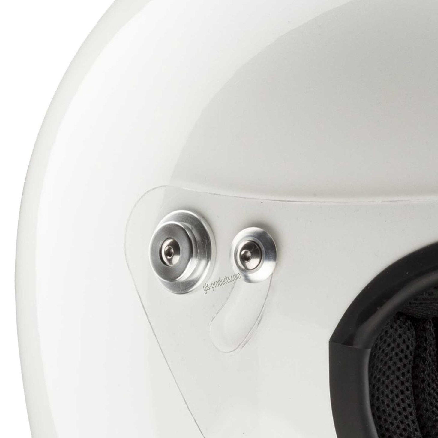 Bandit Integral ECE 22-05 homologated Retro Motorcycle Helmet – Picture 3