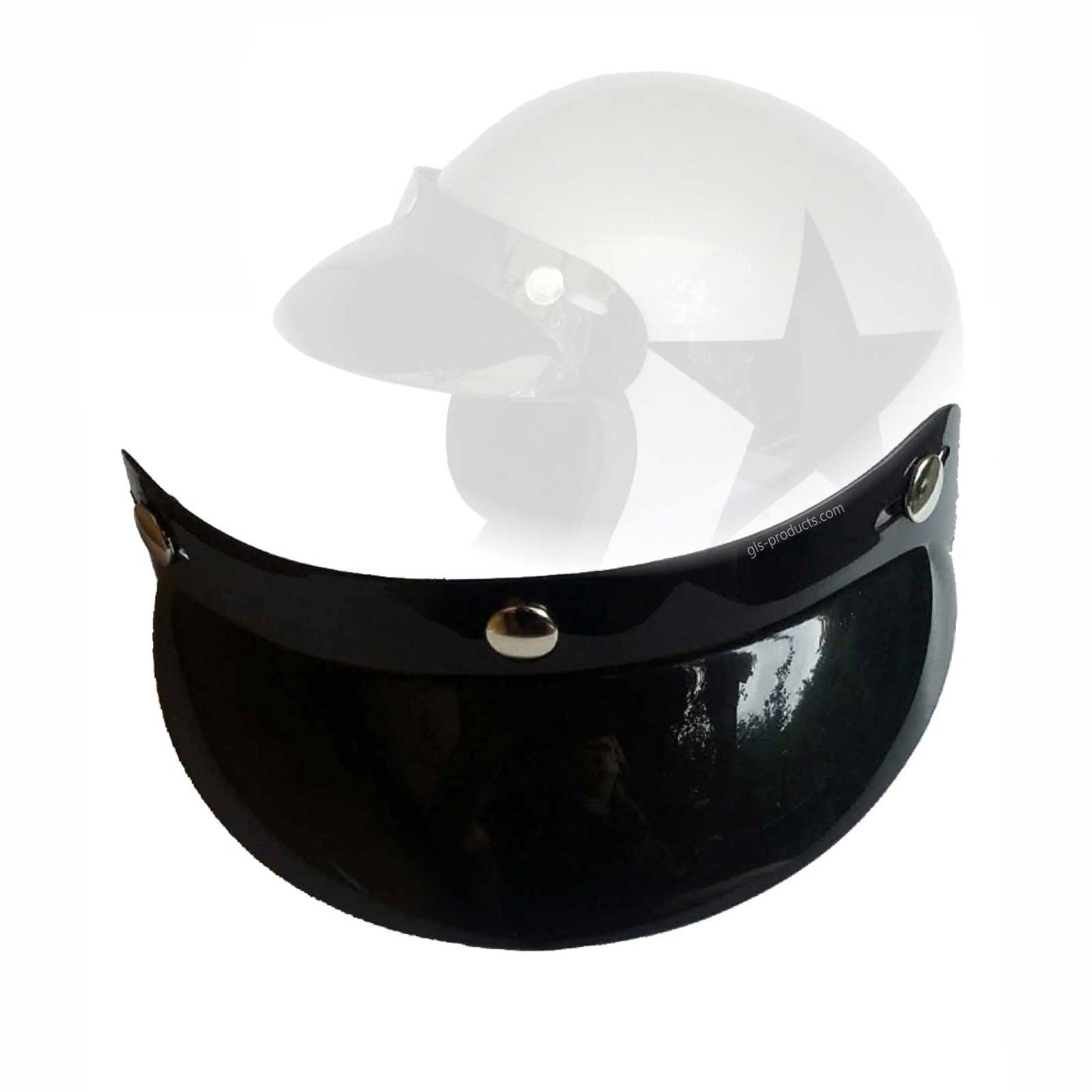 Bandit Helmets Sun Peak - sunshade for jet helmets – Picture 3