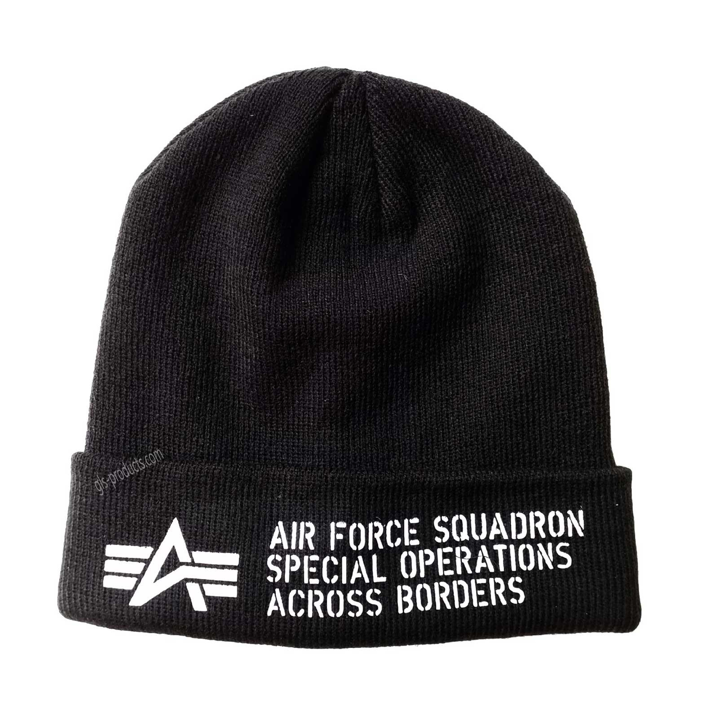 Alpha Industries Air Force Beanie 188904 – Picture 2
