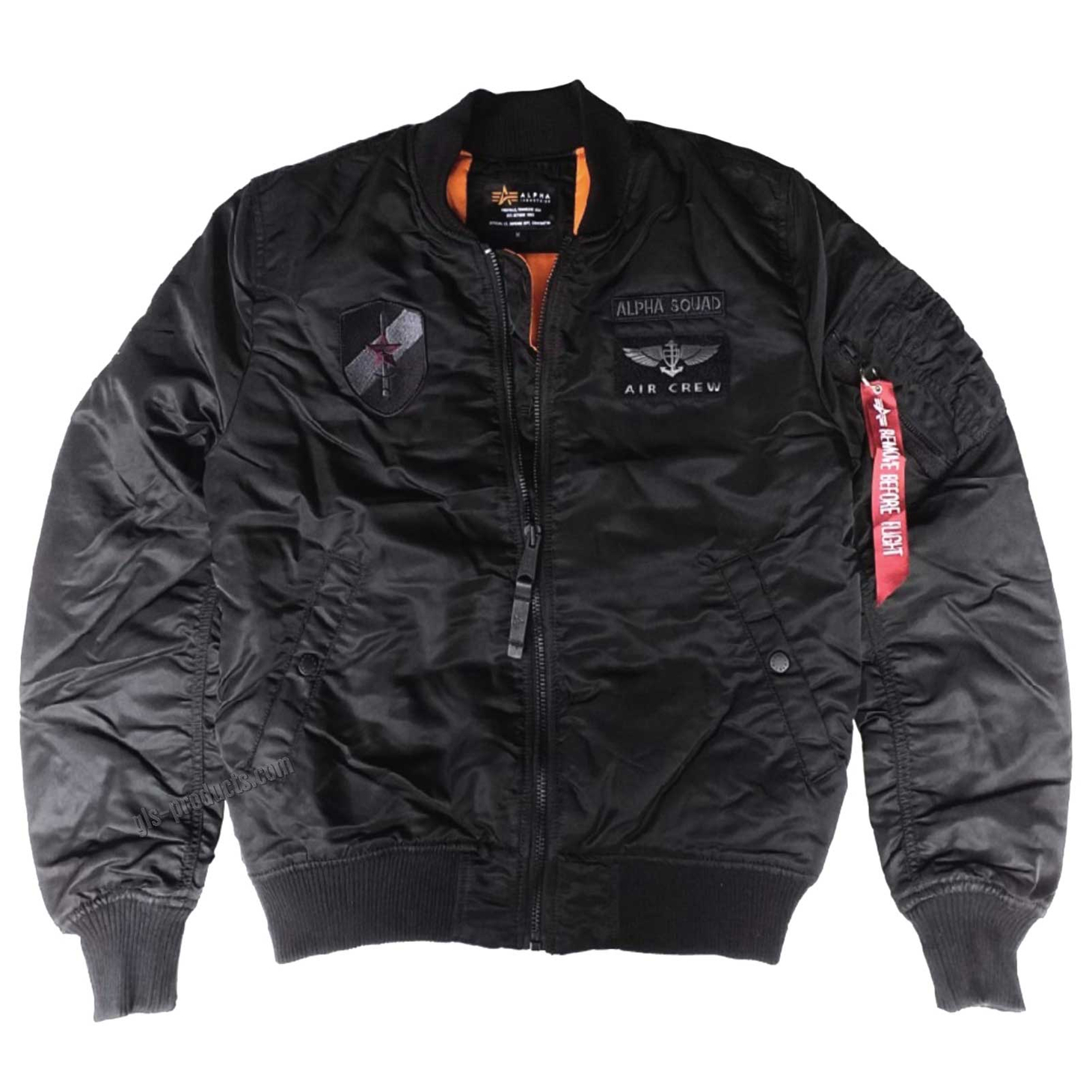 Alpha Industries MA-1 VF Custom Squad188109 – Picture 4