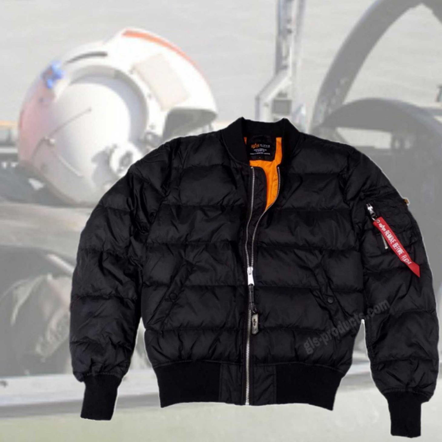 Alpha Industries MA-1 Puffer 188101 – Picture 4