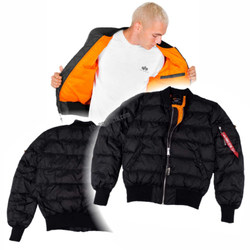 Alpha Industries MA-1 Puffer 188101 – Bild 1