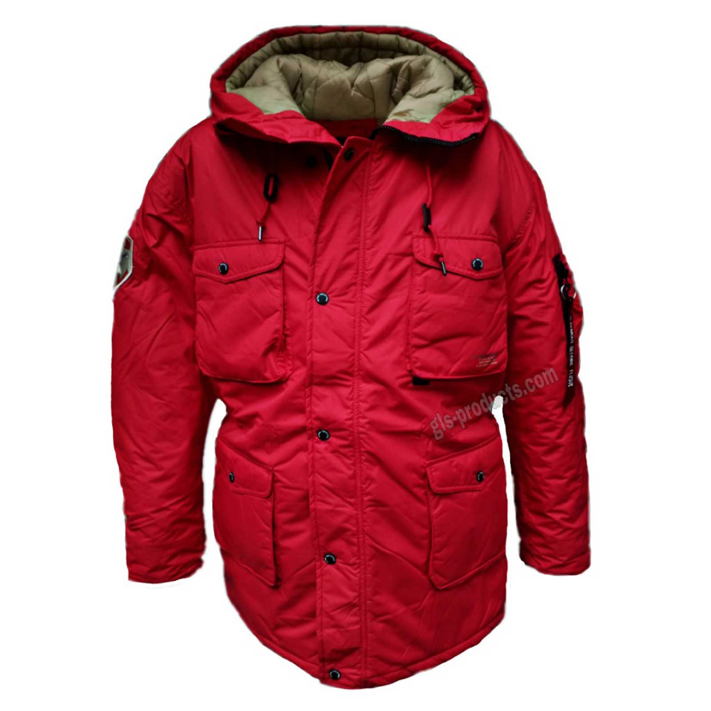 Alpha Industries Mountain All Weather Jacket 188144 – Picture 4