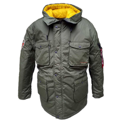 Alpha Industries Mountain All Weather Jacket 188144 – Bild 3