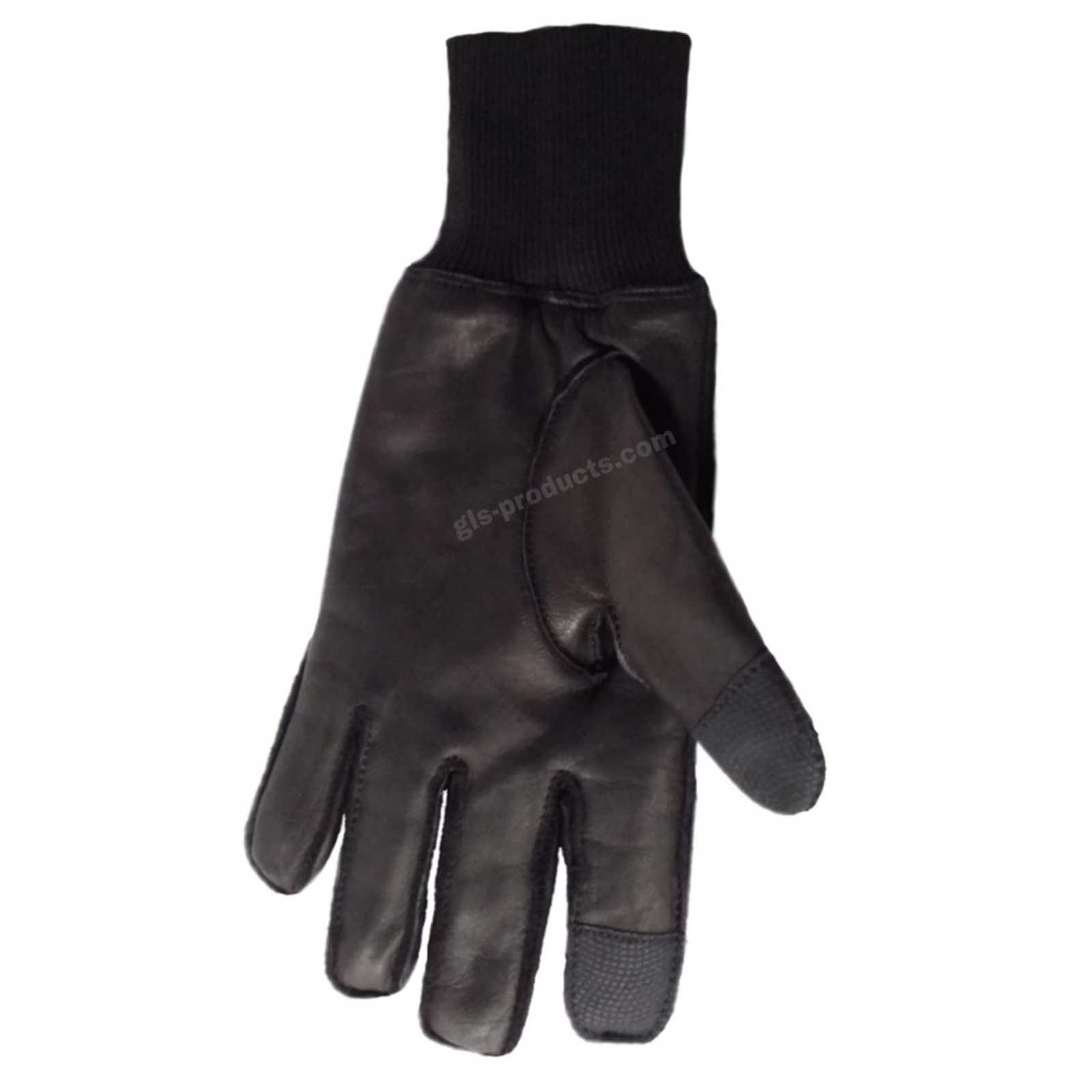 reputable site c40ad 74ead Alpha Industries B3 Gloves 188917 Leather