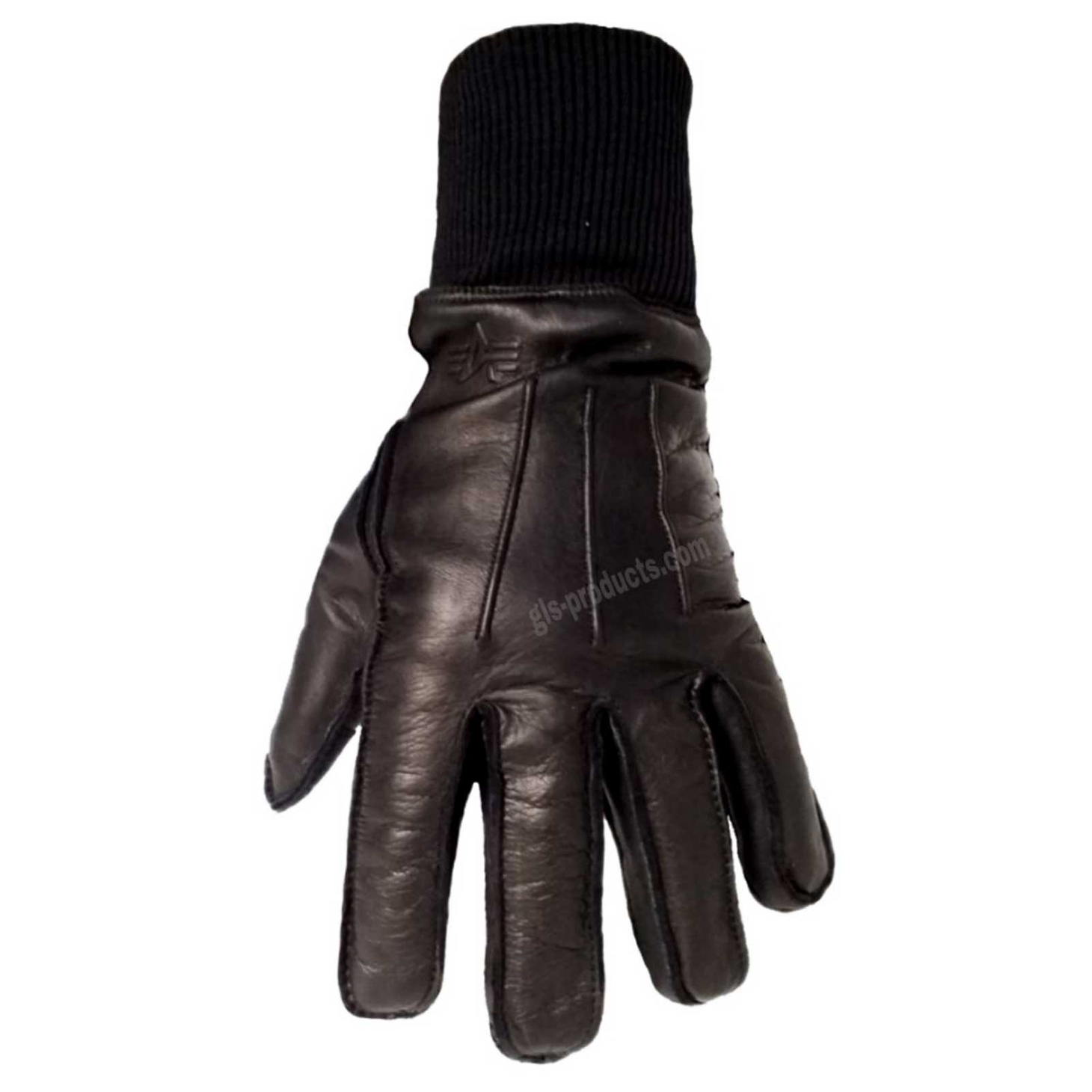 Alpha Industries B3 Gloves 188917 Leather – Picture 2