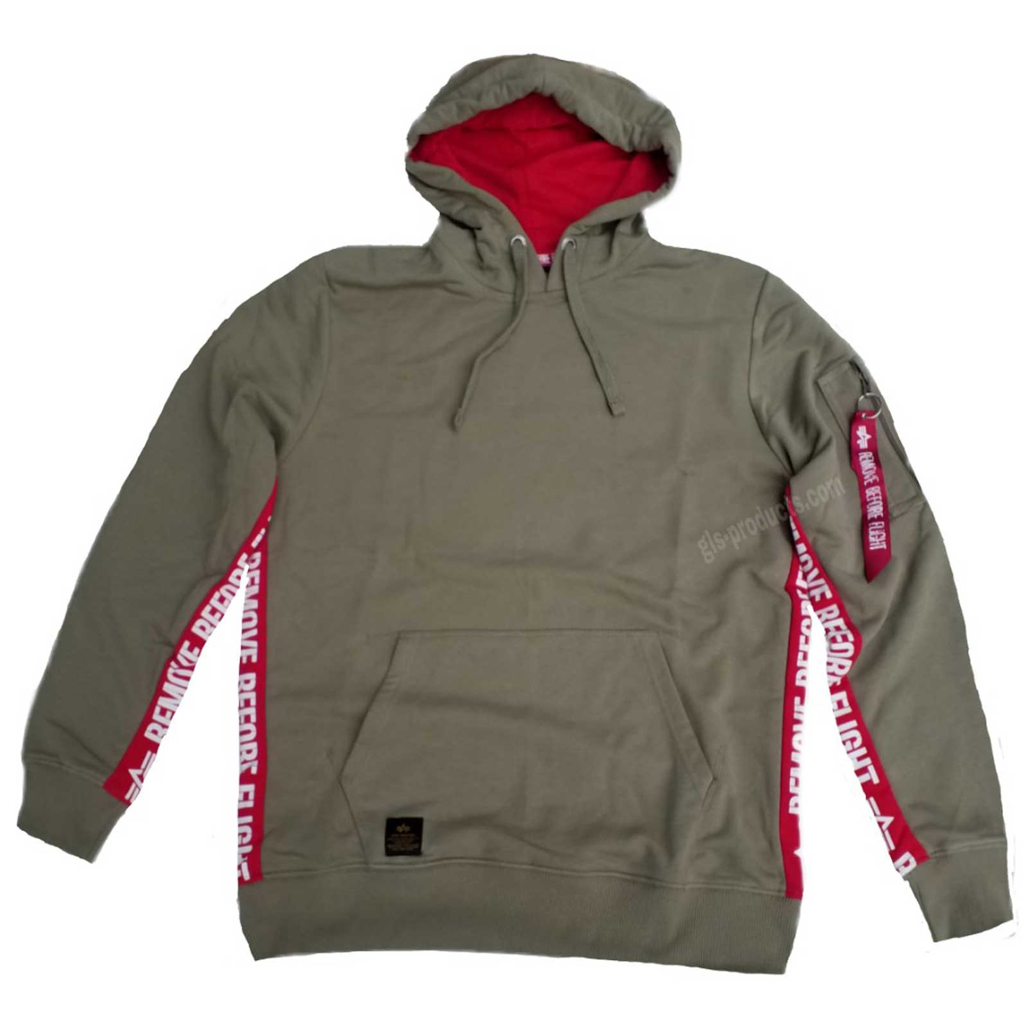Alpha Industries RBF Inlay Hoody 196306  – Picture 2