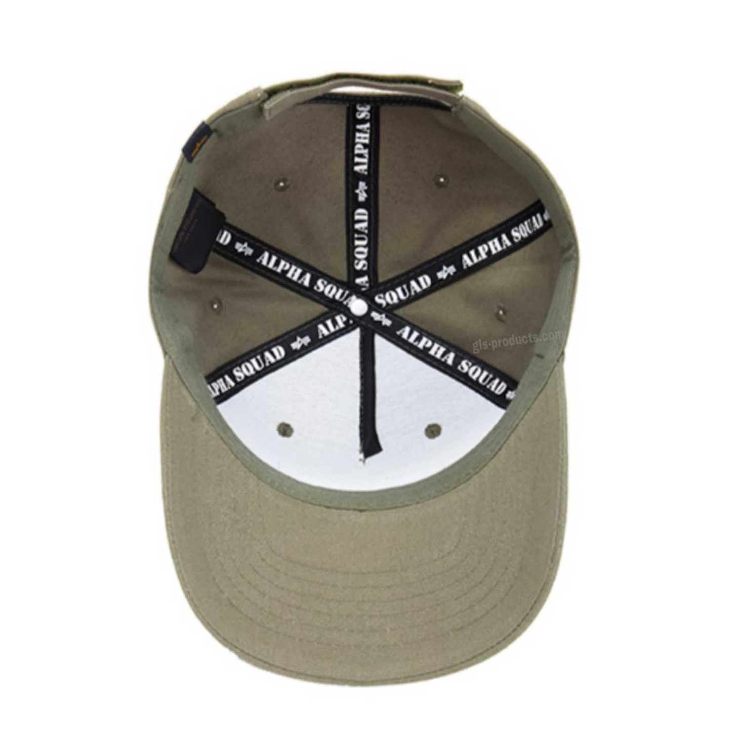 Alpha Industries VLC Patch Cap 196901 with 2 Patches – Picture 6