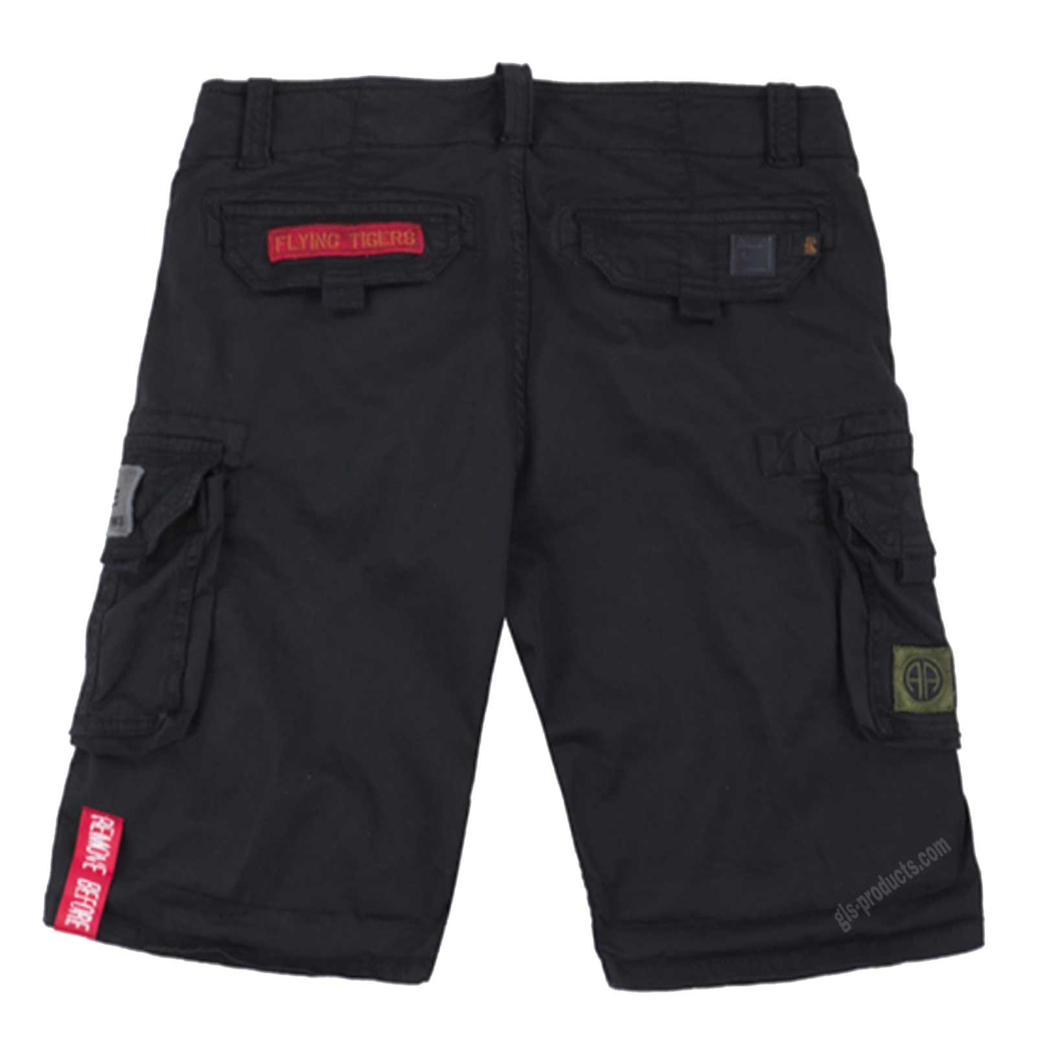 Alpha Industries Crew Short Patch 186209 – Picture 6