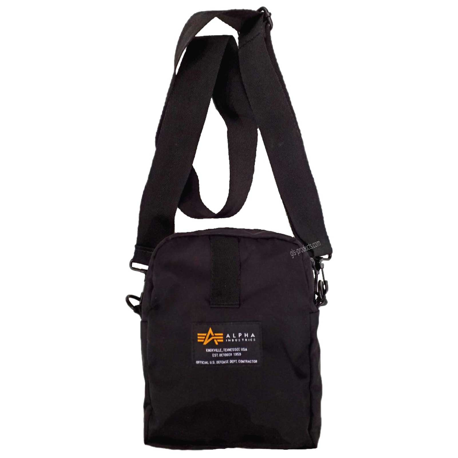 Alpha Industries Crew Carry Bag 196924 Shoulder – Picture 3