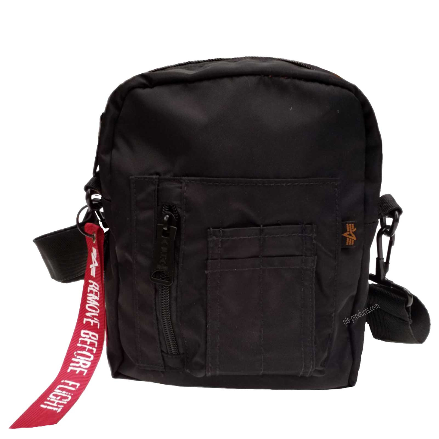 Alpha Industries Crew Carry Bag 196924 Shoulder – Picture 2
