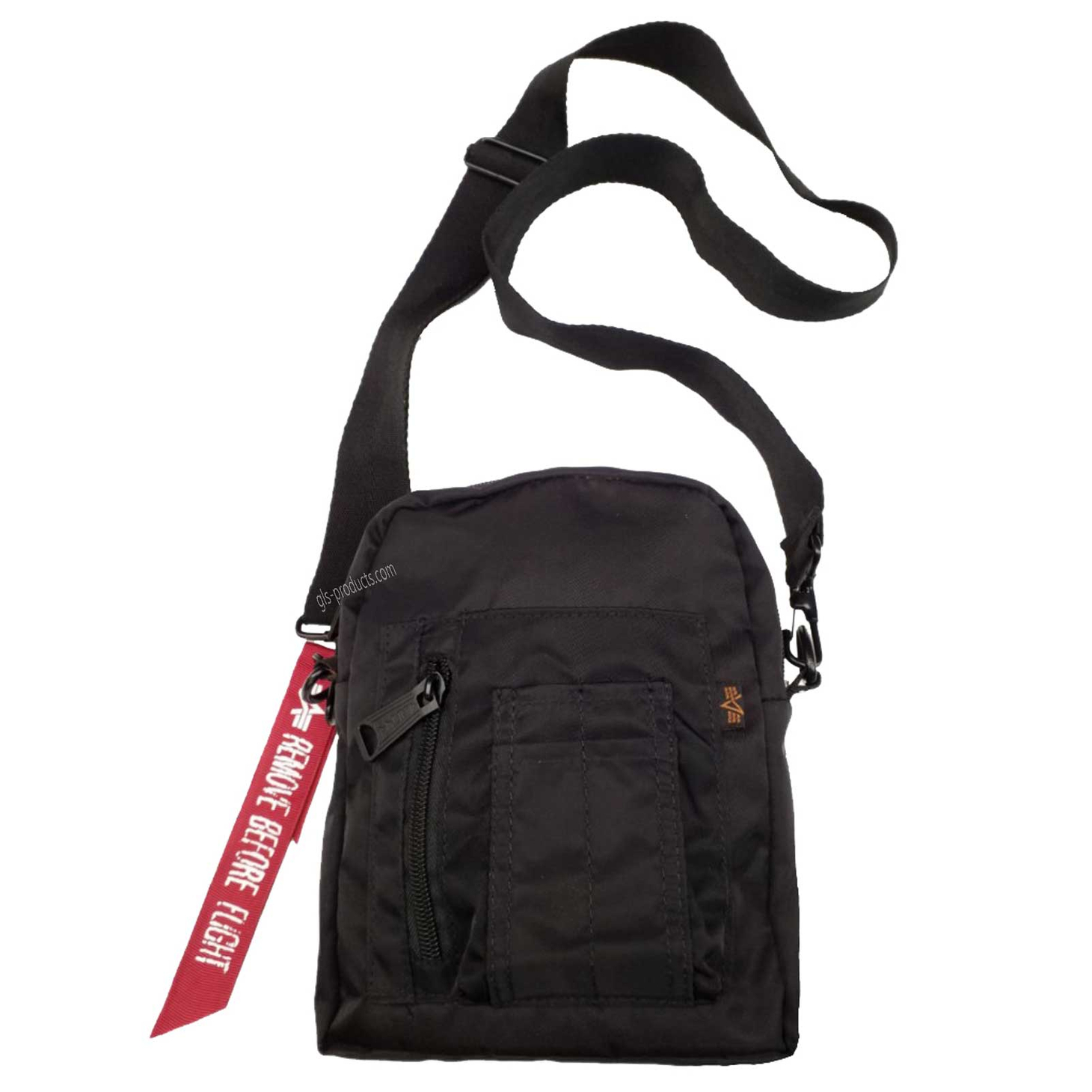 Alpha Industries Crew Carry Bag 196924 Shoulder – Picture 1