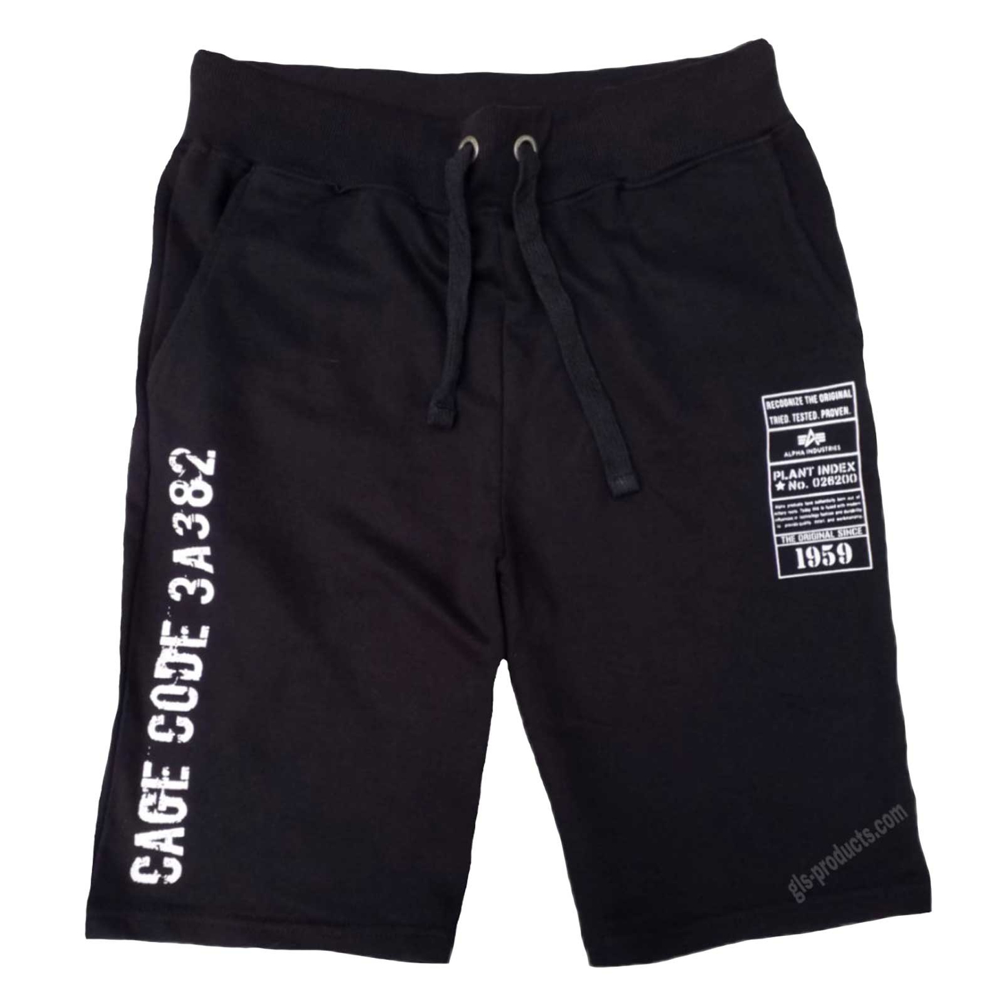 Alpha Industries Cage Code Jogger Short 196207 – Picture 1