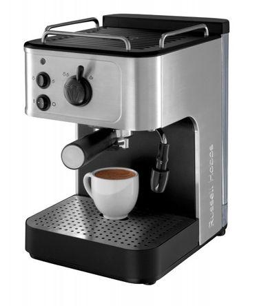 Russell Hobbs Allure 18623-56 Espressomaschine silber