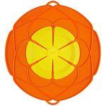 Kochblume Überkochschutz orange 29 cm