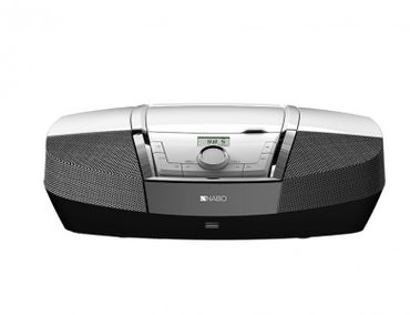 Nabo Portables FM Radio/CD Player PR 710