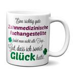 Eine gute Zahnmedizinische Fachangestellte... - Tasse -Kaffeebecher - Geschenk 001