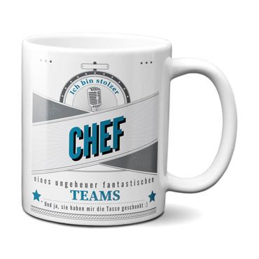 Stolzer Chef eines fantastischen Teams – Bild 1