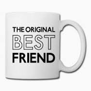 The Orginal Best Friend - Tasse