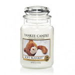 Soft Blanket - 623 g - Yankee Candle 001