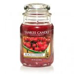Black Cherry - 623 g - Yankee Candle 001