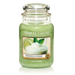 Vanilla Lime - 623 g - Yankee Candle 001