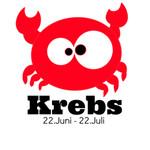 Sternzeichen Krebs (22.06. - 22.07.) 001