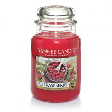 Red Raspberry - 623 g - Yankee Candle