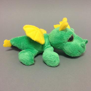 Kleiner Drache - grün - Suki - 15cm – Bild 3