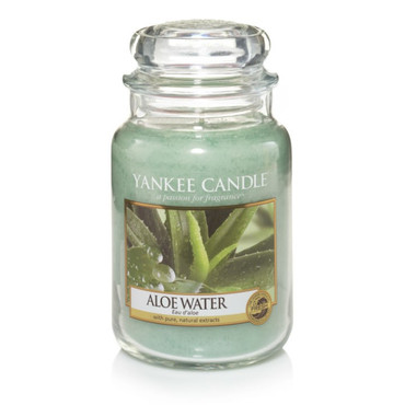 Aloe Water - 623 g - Yankee Candle