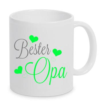 Bester Opa - Tasse – Bild 1