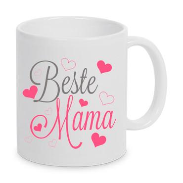 Beste Mama - Tasse – Bild 1