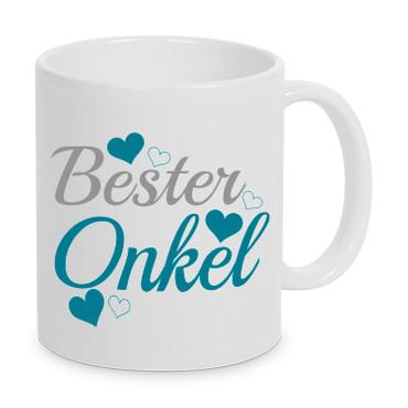 Bester Onkel - Tasse – Bild 1