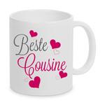 Beste Cousine - Tasse 001