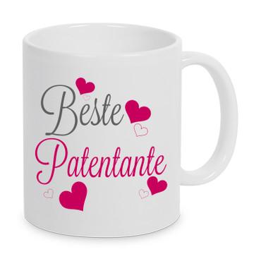 Beste Patentante - Tasse – Bild 1