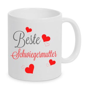 Beste Schwiegermutter - Tasse