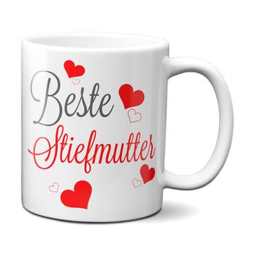 Beste Stiefmutter - Tasse – Bild 1