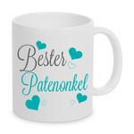 Bester Patenonkel - Tasse 001