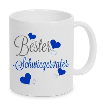 Bester Schwiegervater - Tasse – Bild 1