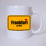 I love Frankfurt am Main - Tassen 001