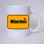 I love München - Tasse 001